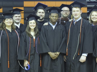 2014 GCDM Graduation