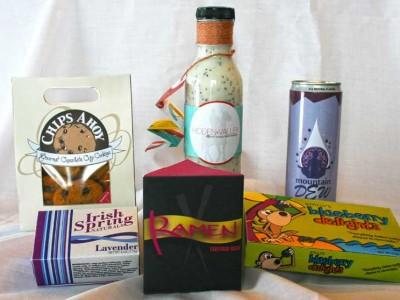 Interterm 2011 Package Design