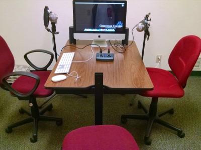 GCDM has a new Podcast Studio!