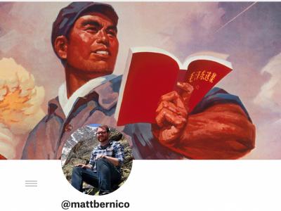 Matt Bernico on Ello