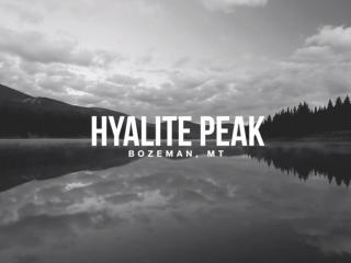 Hyalite Peak | Boseman, Montana