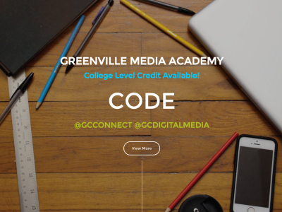 Greenville Media Academy