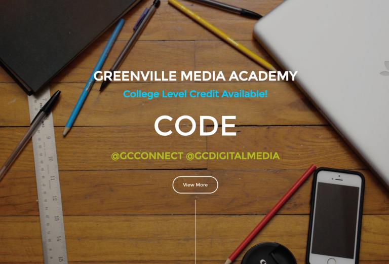 Greenville Media Academy