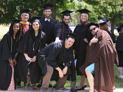 2015 DM Graduates!