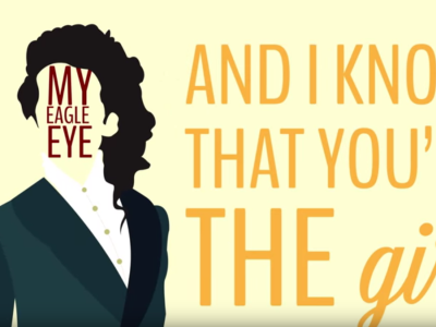 Kinetic Typography: Lady Percy by King Charles