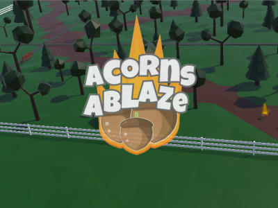 Acorns Ablaze