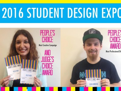2016 Design Expo Winners!