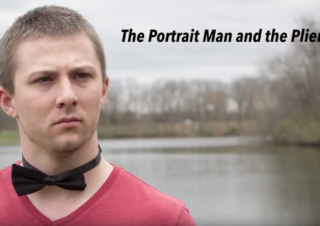 The Portrait Man and the Pliers
