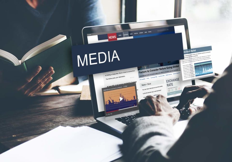 Media is Ministry