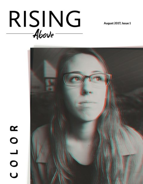 Rising Above Issue 1 by Kristyn Ewing (DM:2018)