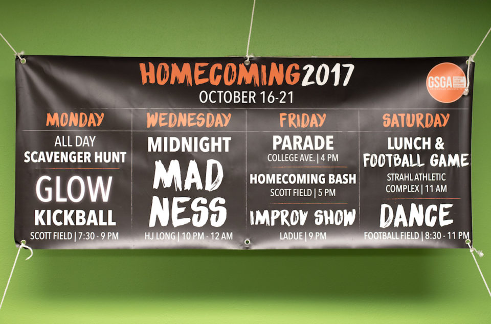 homecoming 2017 banner