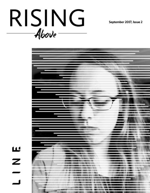 Rising Above issue 2 by Kristyn Ewing (DM:2018)
